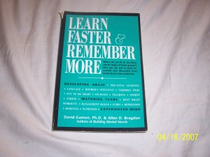 Learn Faster & Remember More  Free Shipping