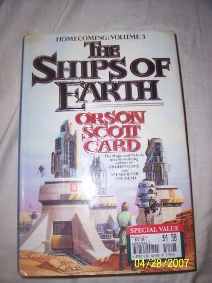 The Ships of Earth by Orson Scott Card  Free Shipping