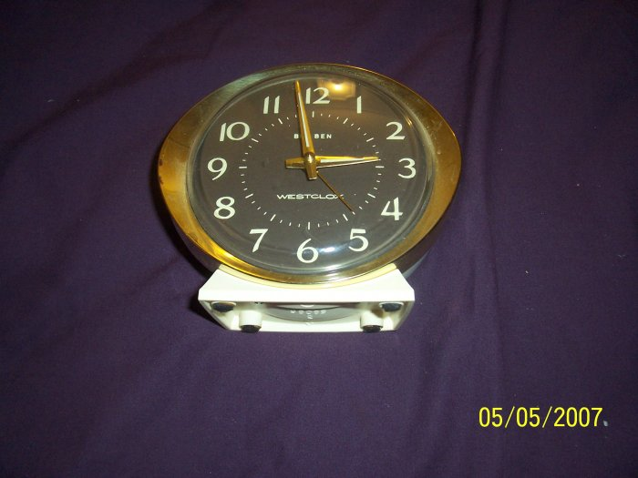 Vintage Big Ben Clock  Free Shipping