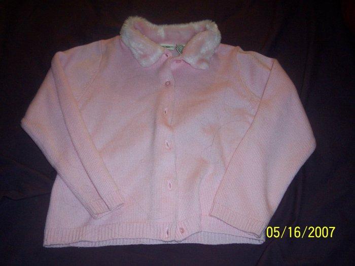 Cherokee Sweater Girls 7/8  FREE SHIPPING