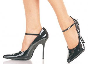 Women's Mary Jane Style Pump