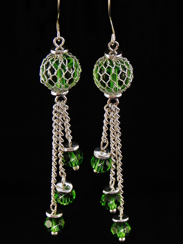Dangling Summer Earrings (Item#: 00304)