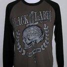 Men's Solar Gear Performance Black Label Long Sleeve Shirt Size Small (34-36)