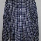 Ralph Lauren Blake Men's Multi Plaid Cotton Button Front Casual Shirt Size M