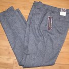 Dana Buchman Slim Bootcut Pants Mid Rise Slimming - Women's Size 8 Gray $48