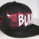 Chicago Bulls Windy City New Era Hardwood Classics NBA Basketball Fitted 7 1/8