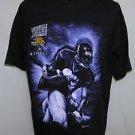 Jacksonville Jaguars NFL Football Riddell Vintage 1998 Character T-Shirt Size L
