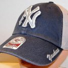 New York Yankees MLB Baseball 47 Brand Capicitor The Franchise Flex Fit Size Sm