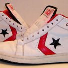 "Converse All-Star Vintage Hi-Top ""Chicago"" Basketball Shoes Size 10 Jordan Bulls"