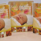 Sounds for Silence Baby Settling Soundtrack and Health Guide Program Book Set