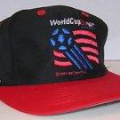 World Cup USA 1994 Soccer Olympics Vintage 90's Apex Snapback Hat Cap