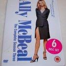 Ally McBeal The Complete Season Three 21 Episodes 6 DVD Box Set