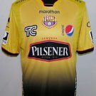 Primero Barcelona 2013 B.S.C.Pilsener Pepsi Direct TV Sony Soccer Jersey Size XL