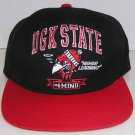"DGK State of Mind ""Higher Learning"" Dirty Ghetto Kids Black Red Snapback Hat Cap"