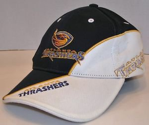 Atlanta Thrashers NHL Hockey Vintage Twins Enterprise Inc. Velcroback Hat Cap