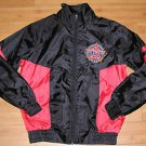 "US Spirit- Embroidered Cheerleader Track Jacket ""National Champions"" Size YL"