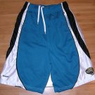 Jacksonville Jaguars NFL Football Boy's Teal Reebok Team Apparel Shorts Size L