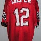 Tampa Bay Buccaneers Trent Dilfer Vintage Logo Athletics Brand Jersey Size XXL