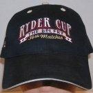 USA Ryder Cup The Belfry 34th Matches PGA Tour Golf Strapback Hat Baseball Cap