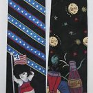 Coca-Cola Polar Bear Lot of 2 Collectable Coca Cola Brand Neckties Advertising