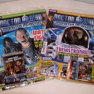 Doctor Who Monster Invasion Magazine Lot #17 #9 Sealed TRADING CARDS INCLUDED