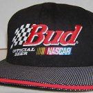 Budweiser King Of Beer Official Beer Of NASCAR Vintage 1996 Snapback Hat Cap