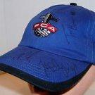 FCA Golf Classic TPC Sawgrass Golfers Autographed Baseball Strapback Hat Cap
