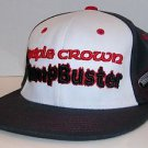 Omaha Slump Busters Triple Crown Baseball Fitted Hat Cap Size M/L NIT NCAA