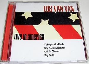 Los Van Van Live In America (St. Clair) by Los Van Van (CD, 2004, St. Clair)