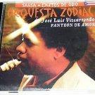 ORQUESTA ZODIAC - SALSA EXITOS DE ORO PANTEON DE AMOR CD MUSIC