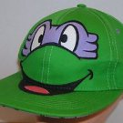 Teenage Mutant Ninja Turtles Nickelodeon Baseball Cap Snapback Hat OSFM Age 14+