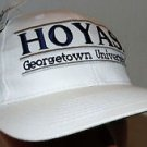 Georgetown Hoyas NCAA Basketball Vintage 90's The Game Snapback Hat Cap