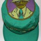 Panama Jack Vintage Rare 80's Original Hat Painters Cap Made In USA