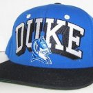 Duke Blue Devils NCAA Basketball Vintage Zephyr Big Logo Blockhead Snapback Hat