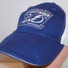 Tampa Bay Lightning NHL Hockey 20th Anniversary Giveaway Flex Fit Hat Cap L/XL