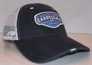 Murray Bros. CADDYSHACK 15th Charity Golf Tournament Distessed Velcroback Hat