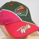 Minnesota Wild NHL Hockey Vintage Twins Ent. Landscape Logo Snapback Hat Vikings