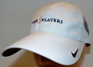 Nike Golf The Players Championship PGA Tour Ambassador Velcroback Hat Cap