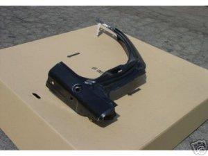 ORIGINAL Mercedes W202 Fender Door Hinge Frame Pillar