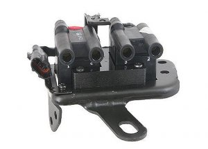 GENUINE Hyundai Engine Ignition Coil Elantra Tiburon FX