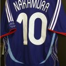 Japan Nippon Nakamura Jersey