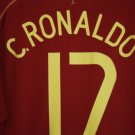 Portugal Christiano Ronaldo Euro 2008 Jersey
