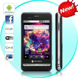 JXP8PA 3.5 Inch Android 2.2 Smartphone (Wi-Fi Dual SIM Touchscreen) quad band unlocked