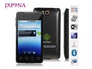 JXP9NA Quad Band Dual SIM Android 2.2 Wifi AGPS TV Smart Phones unlocked