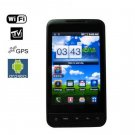 "JXP91AF 3G Android Smartphone 3.8"" Multi Touch Capacitive Touchscreen quad band unlocked"