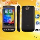 "3.2"" sreen Unlocked Quad band Dual sim cellphone JXP7CG with WIFI TV"