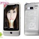 JXP7A2+ Quad Band Dual SIM Android 2.3 WIFI gps 4.1 inch screen smart phone