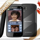 JXP3A3G MTK6573 4.0 Capacitive Dual Sim Standby Android 2.3.4 GPS WIFI TV Quad-band 3G Smart Phone