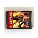 Splatterhouse 3 16-Bit Sega Genesis Mega Drive Game Reproduction (Tested & Working)