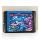 Splatterhouse 2 16-Bit Sega Genesis Mega Drive Game Reproduction (Tested & Working)